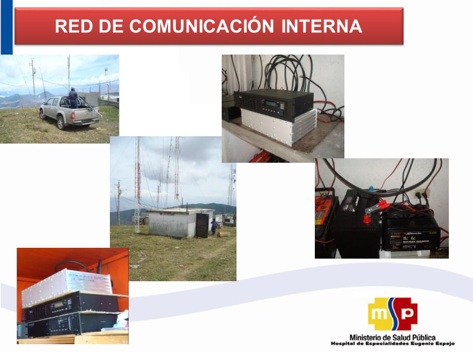 RED DE COMUNICACIÓN INTERNA