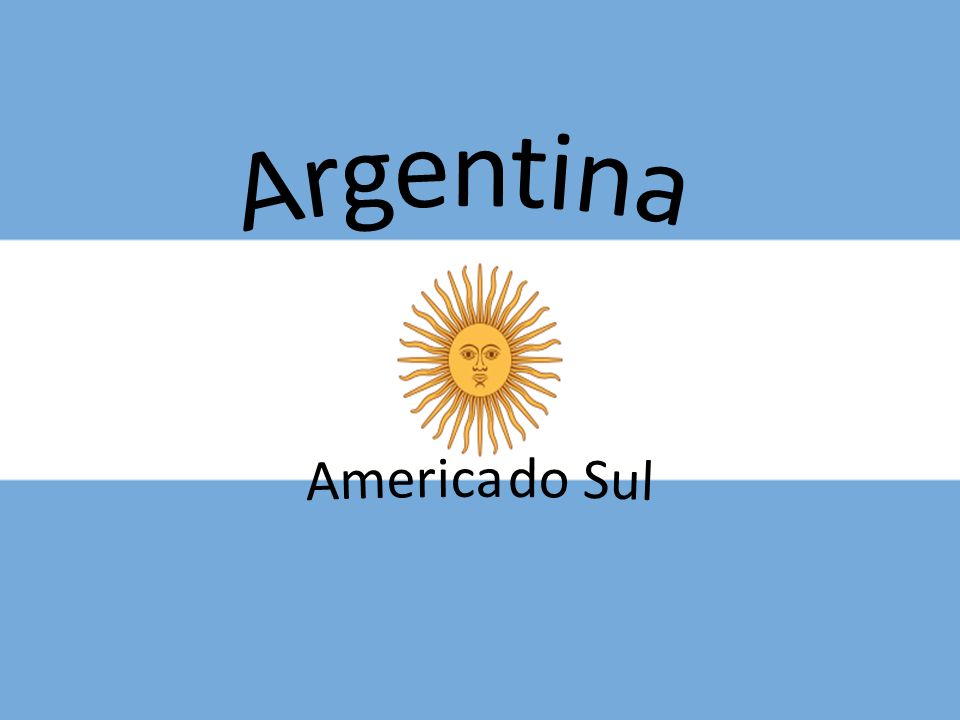 Argentina America do Sul