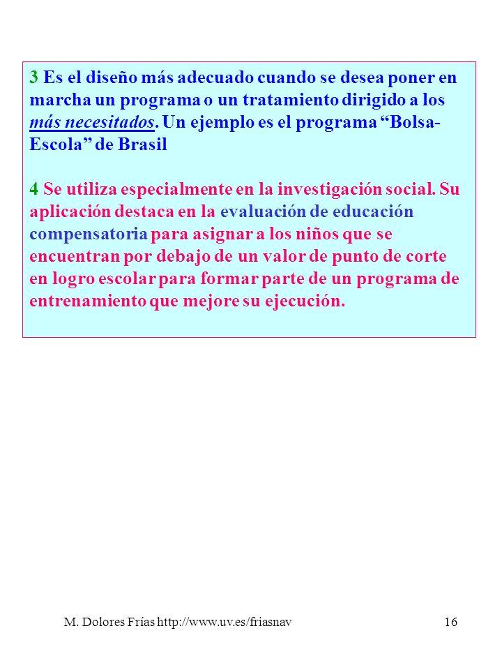 M. Dolores Frías http://www.uv.es/friasnav