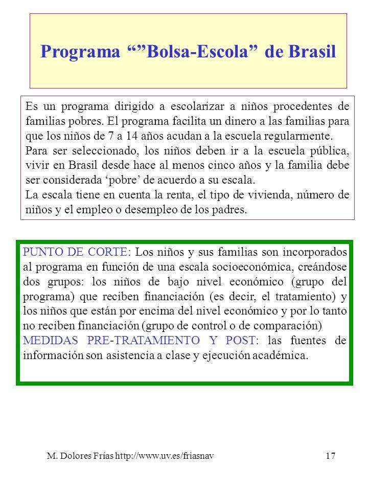 Programa Bolsa-Escola de Brasil