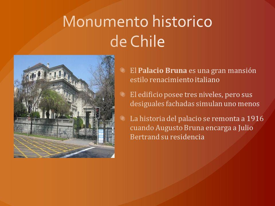 Monumento historico de Chile