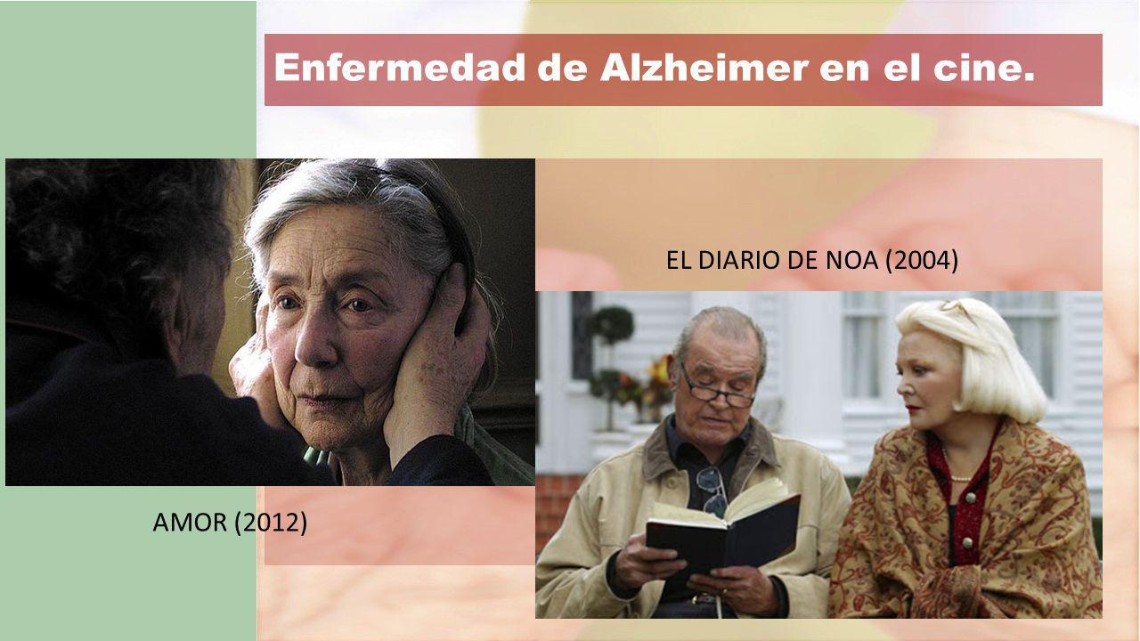 Enfermedad de Alzheimer en el cine.