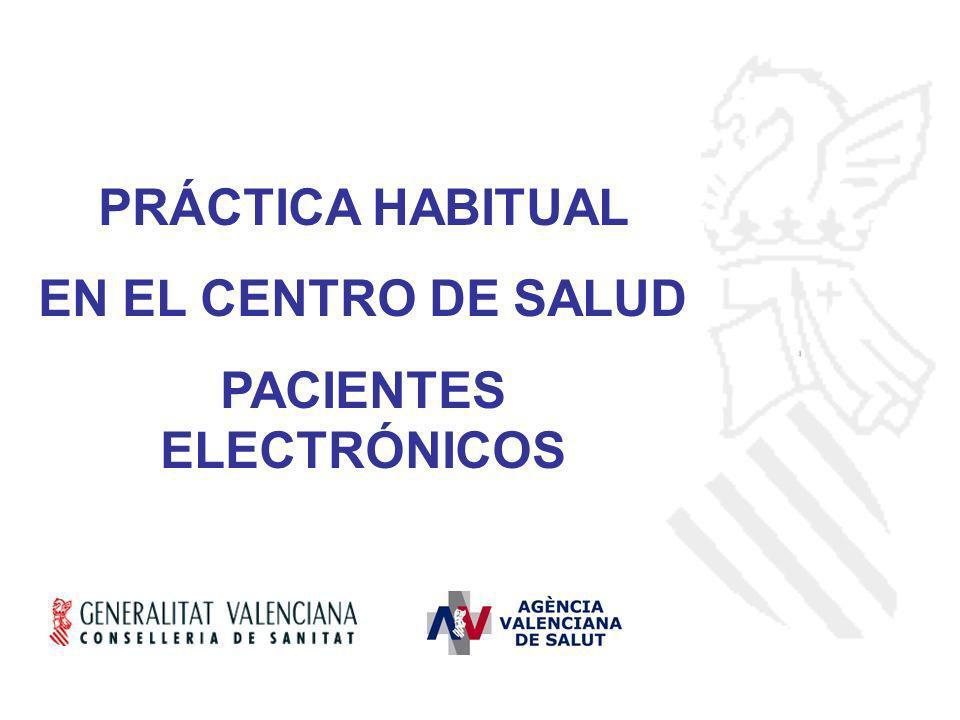 PACIENTES ELECTRÓNICOS