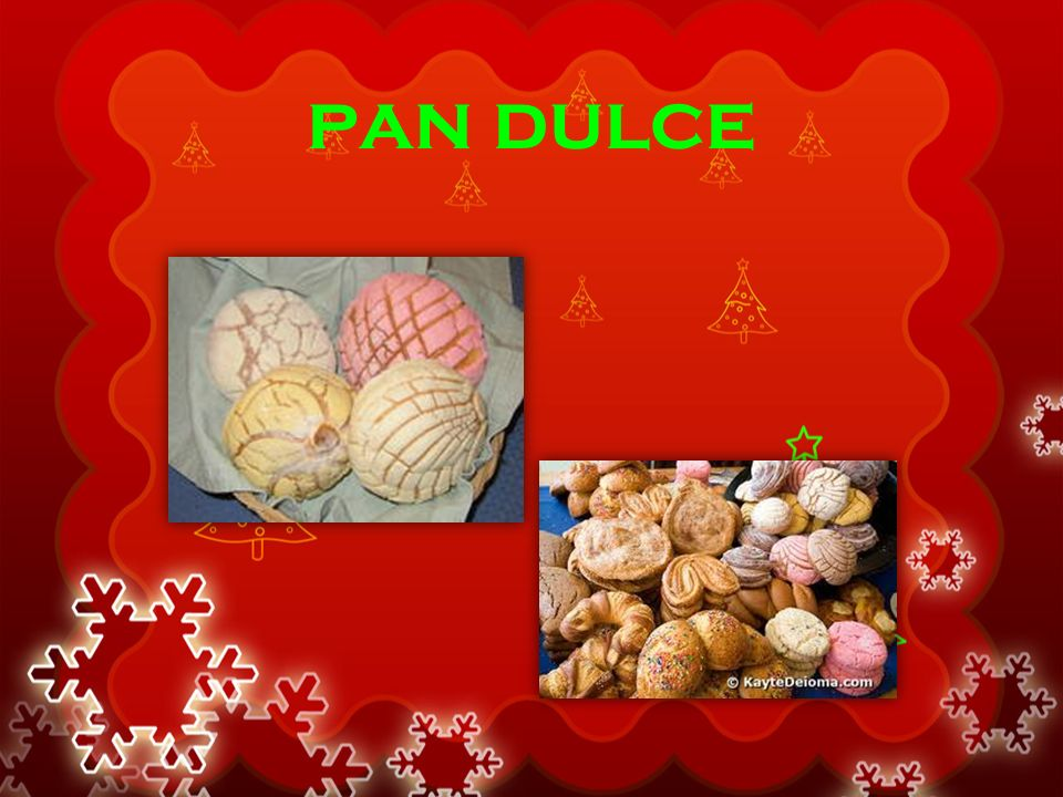 pan dulce