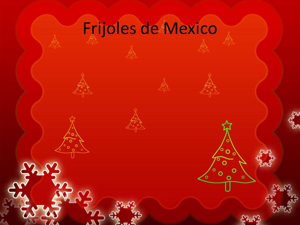 Frijoles de Mexico