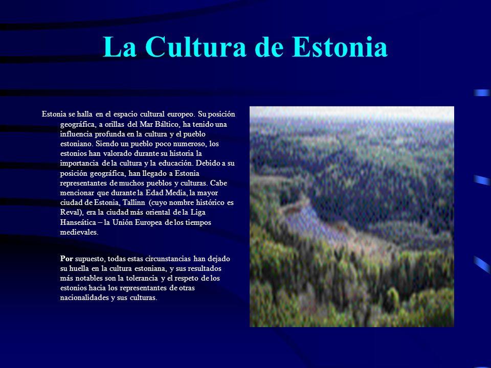 La Cultura de Estonia