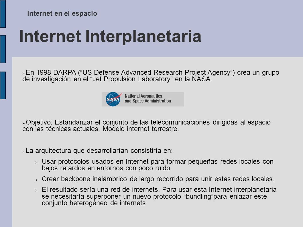 Internet Interplanetaria