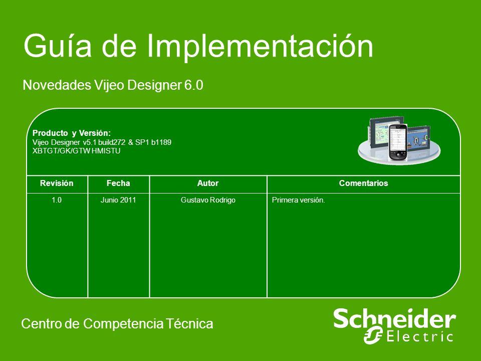 Guía de Implementación