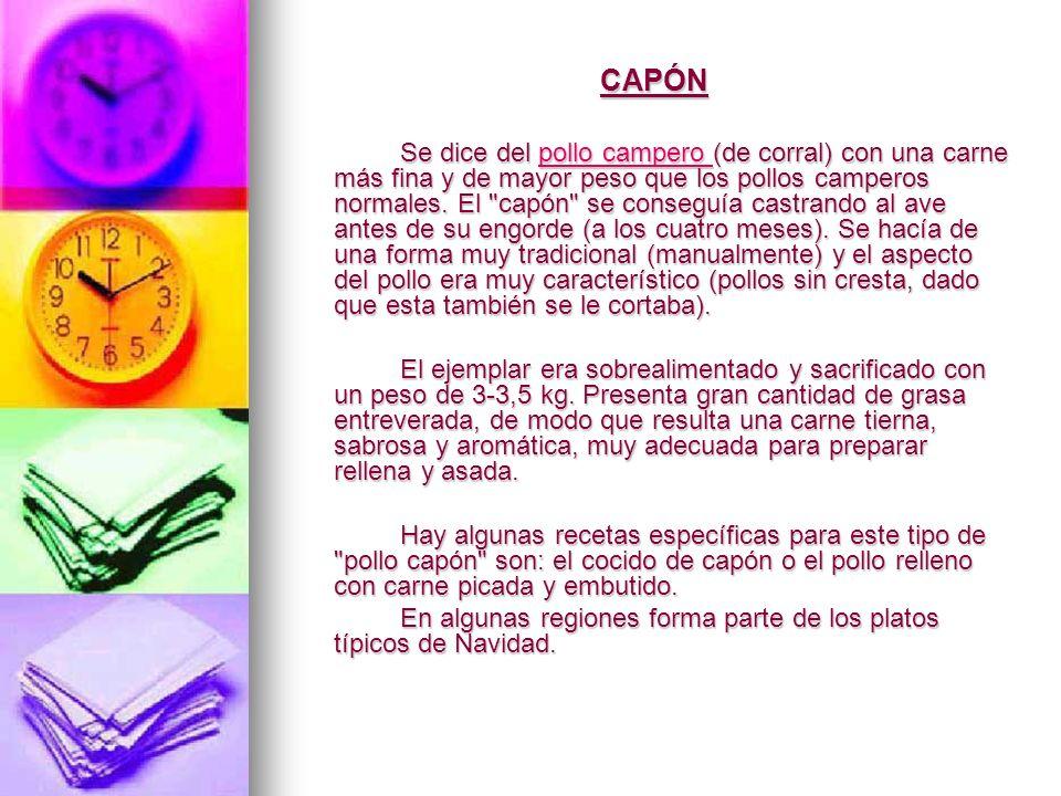 CAPÓN