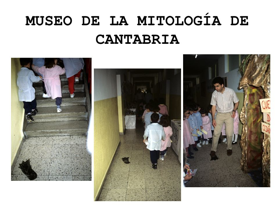 MUSEO DE LA MITOLOGÍA DE CANTABRIA