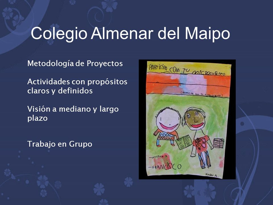Colegio Almenar del Maipo