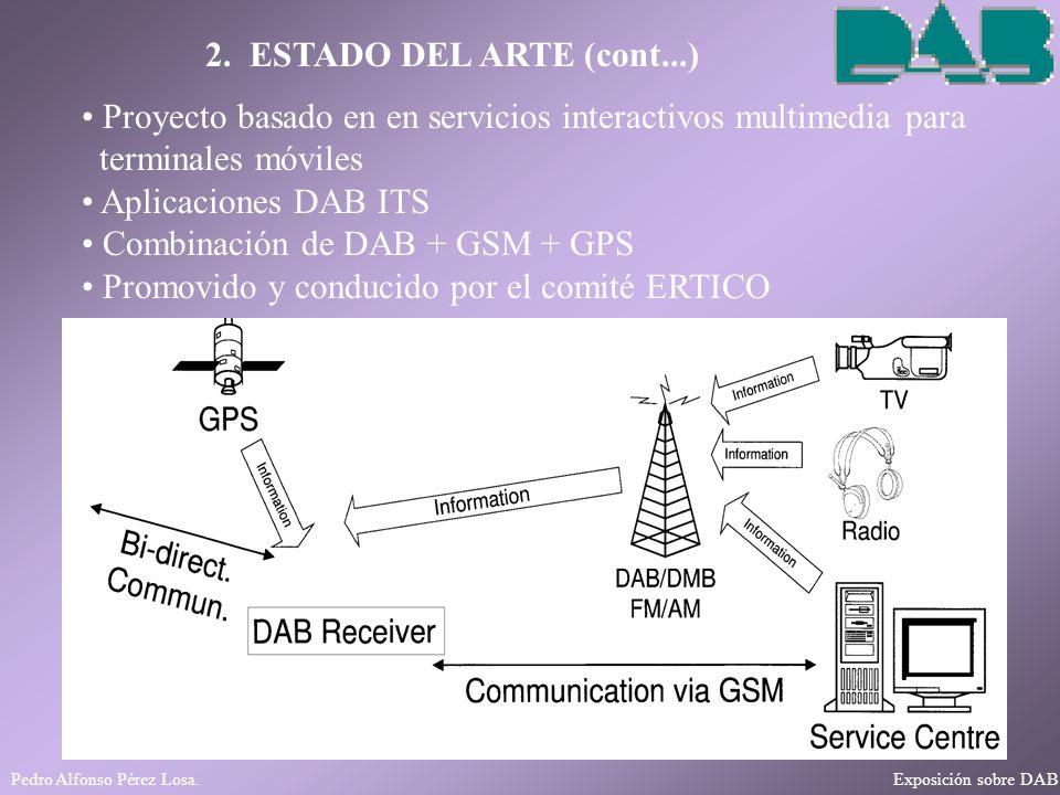 Proyecto basado en en servicios interactivos multimedia para