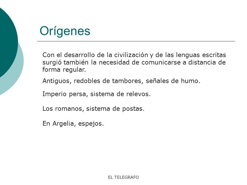 OrígenesCon el desarrollo de la civilización y de las lenguas escritas surgió también la necesidad de comunicarse a distancia de forma regular.