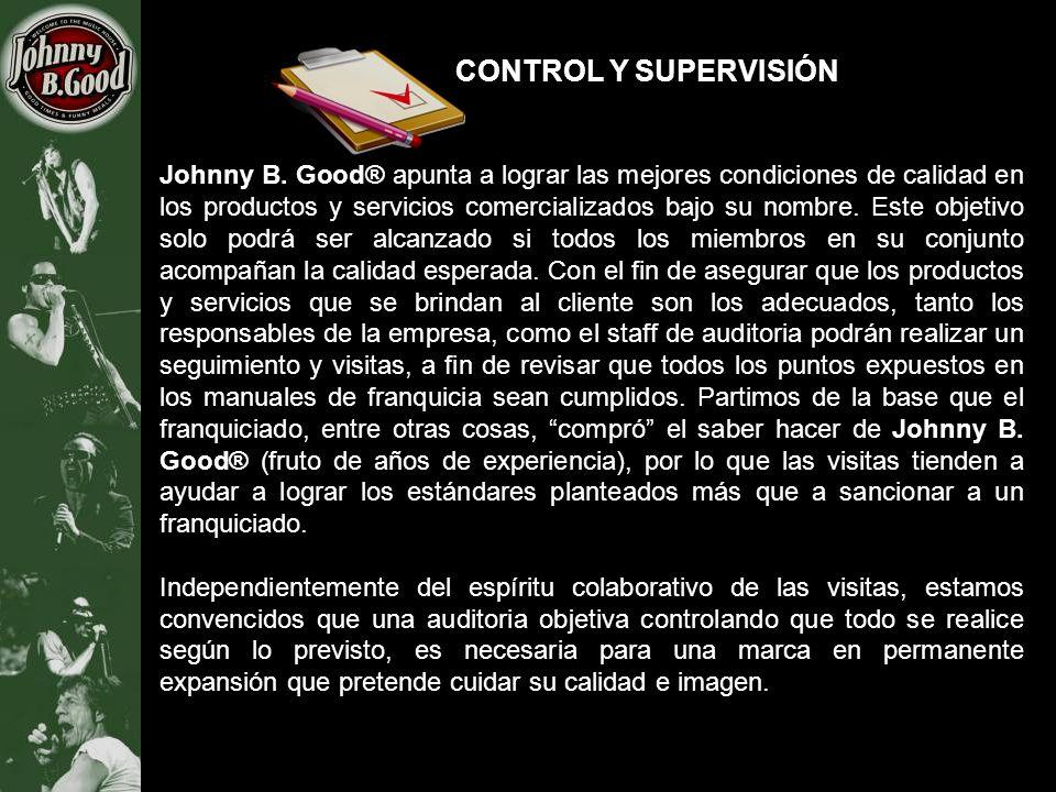CONTROL Y SUPERVISIÓN