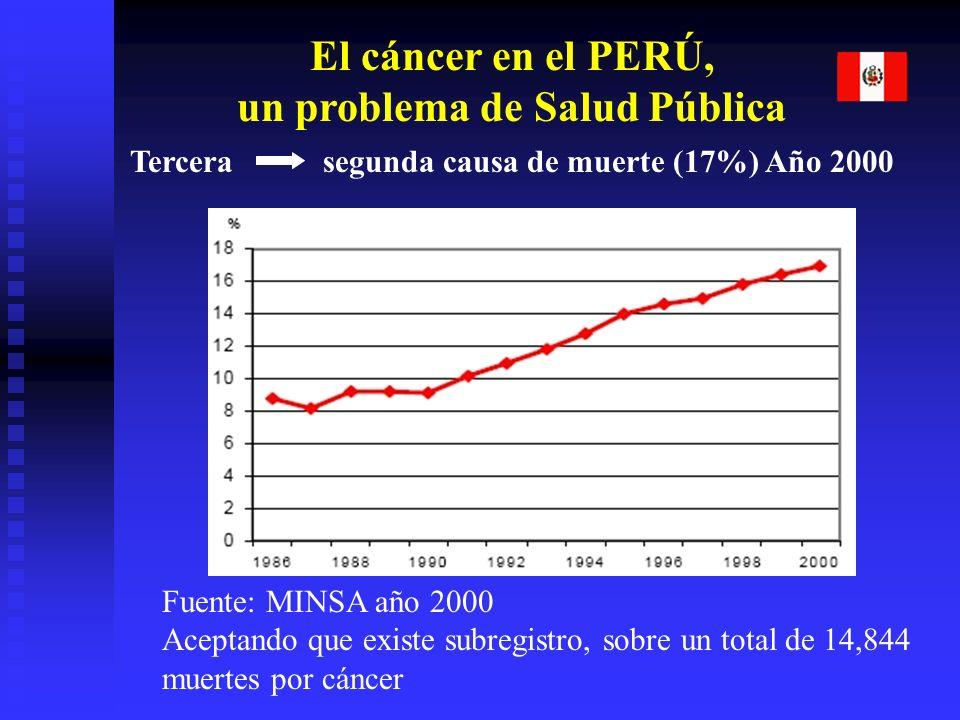 un problema de Salud Pública