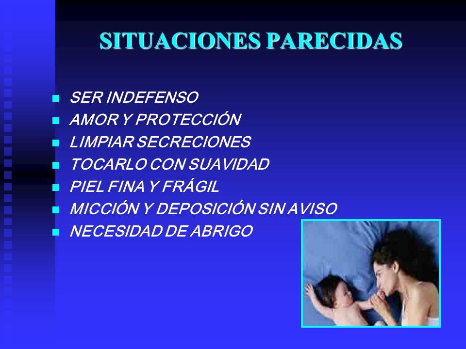 SITUACIONES PARECIDAS