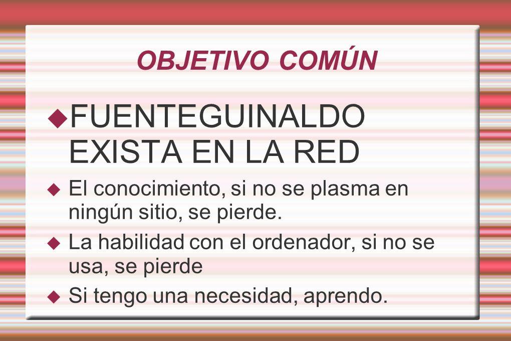 FUENTEGUINALDO EXISTA EN LA RED