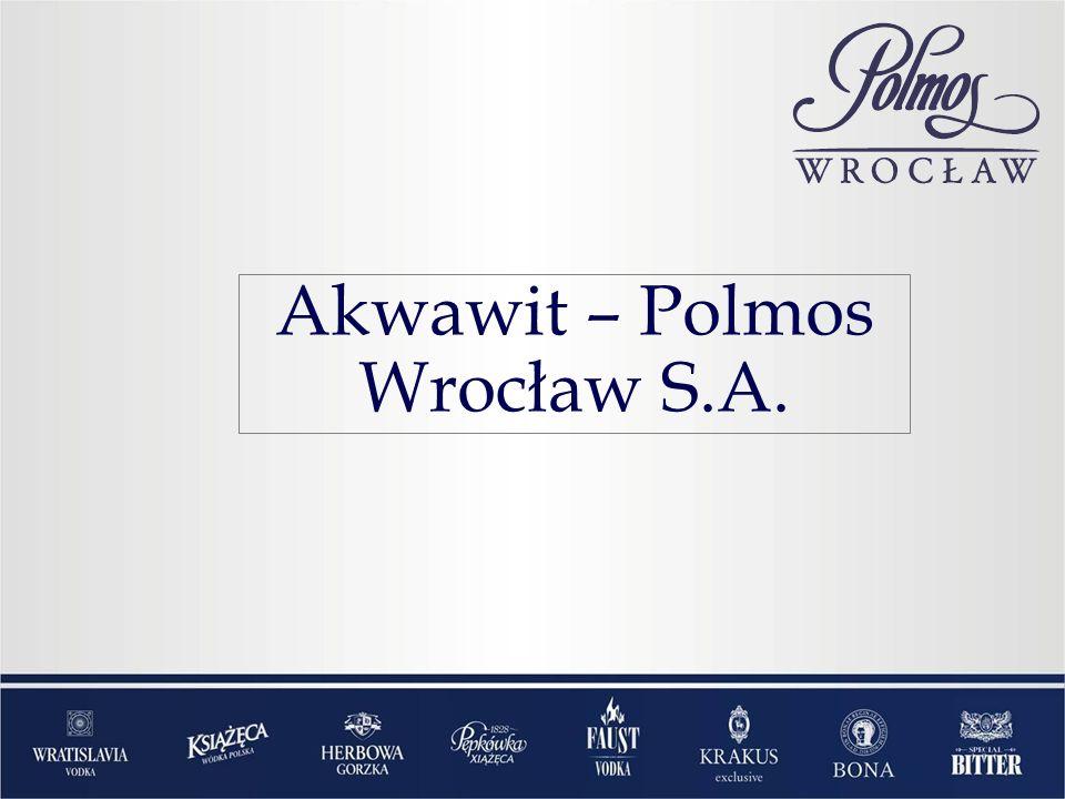 Akwawit – Polmos Wrocław S.A.