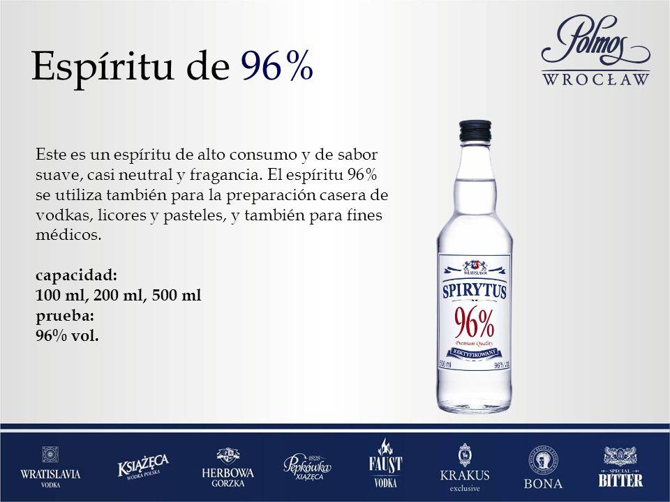 Espíritu de 96%