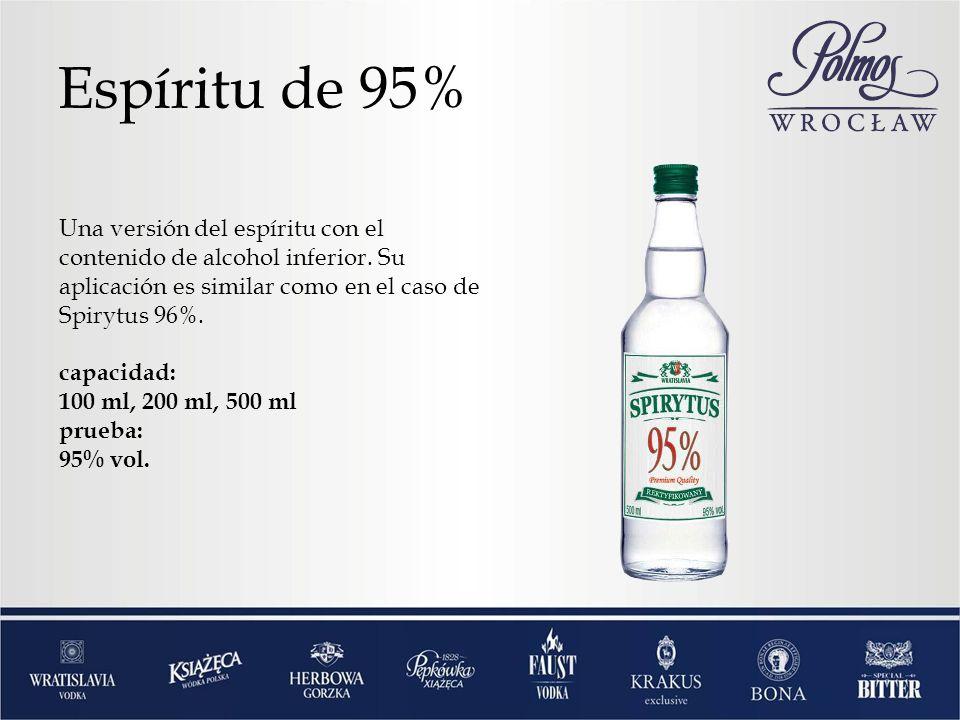Espíritu de 95%