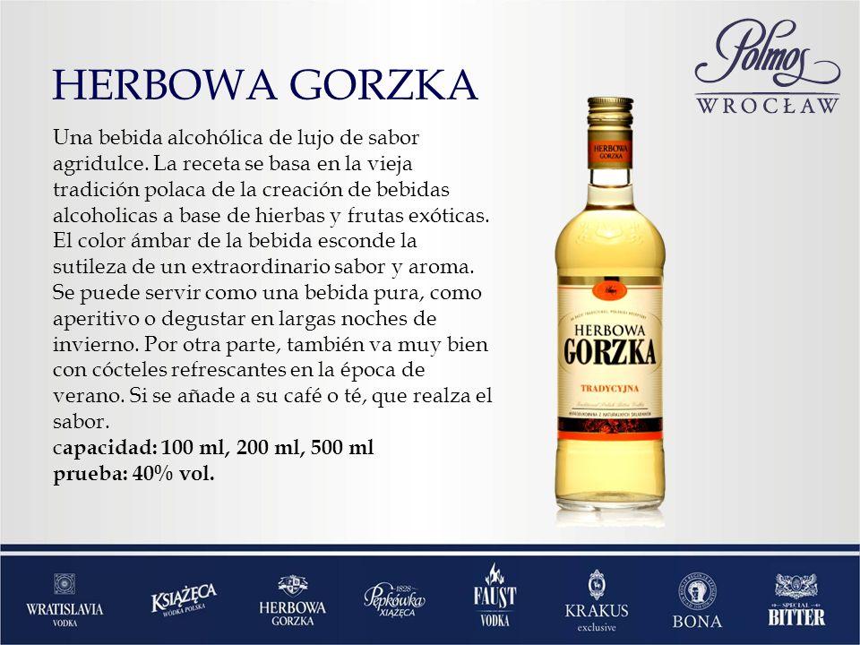 HERBOWA GORZKA