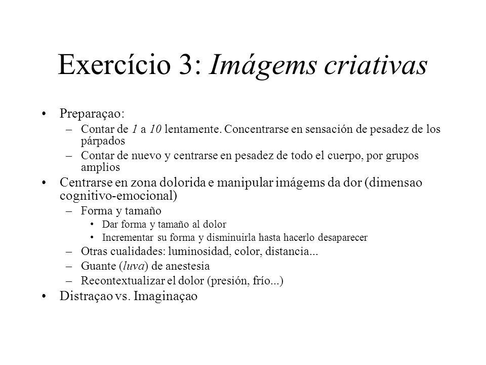 Exercício 3: Imágems criativas