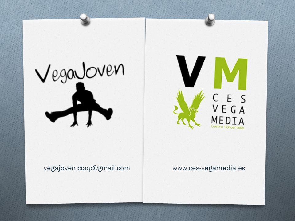 vegajoven.coop@gmail.com www.ces-vegamedia.es