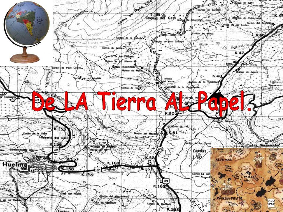 De LA Tierra AL Papel.