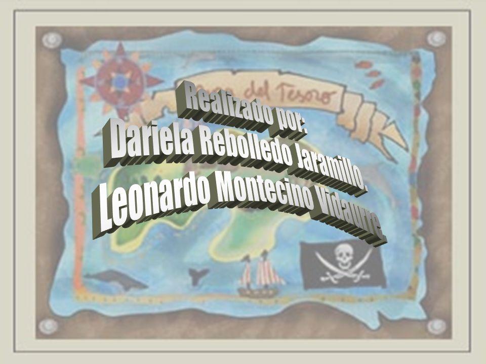 Dariela Rebolledo Jaramillo. Leonardo Montecino Vidaurre.