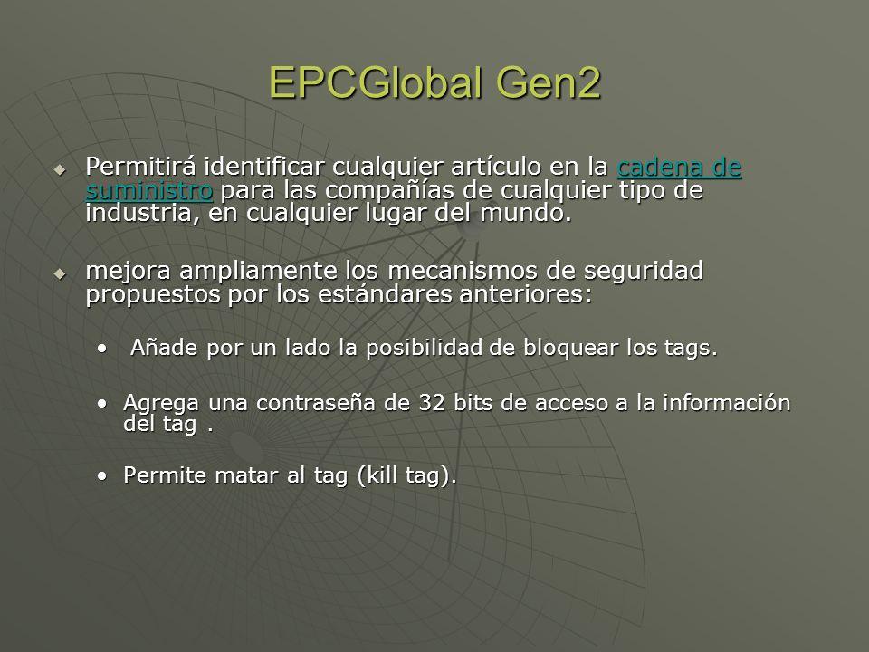 EPCGlobal Gen2
