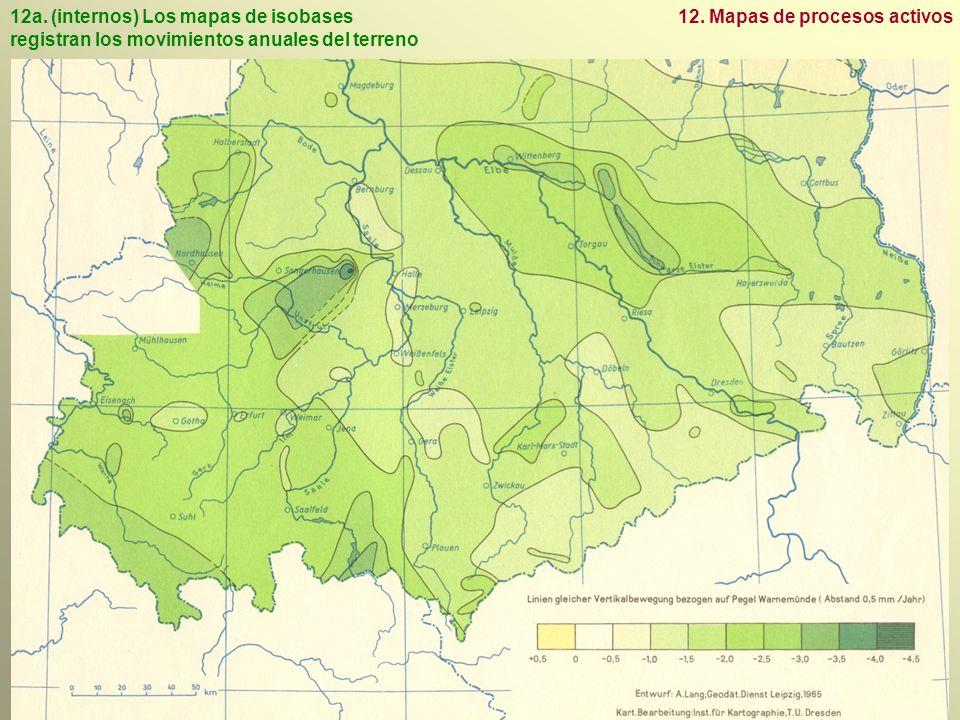 12. Mapas de procesos activos
