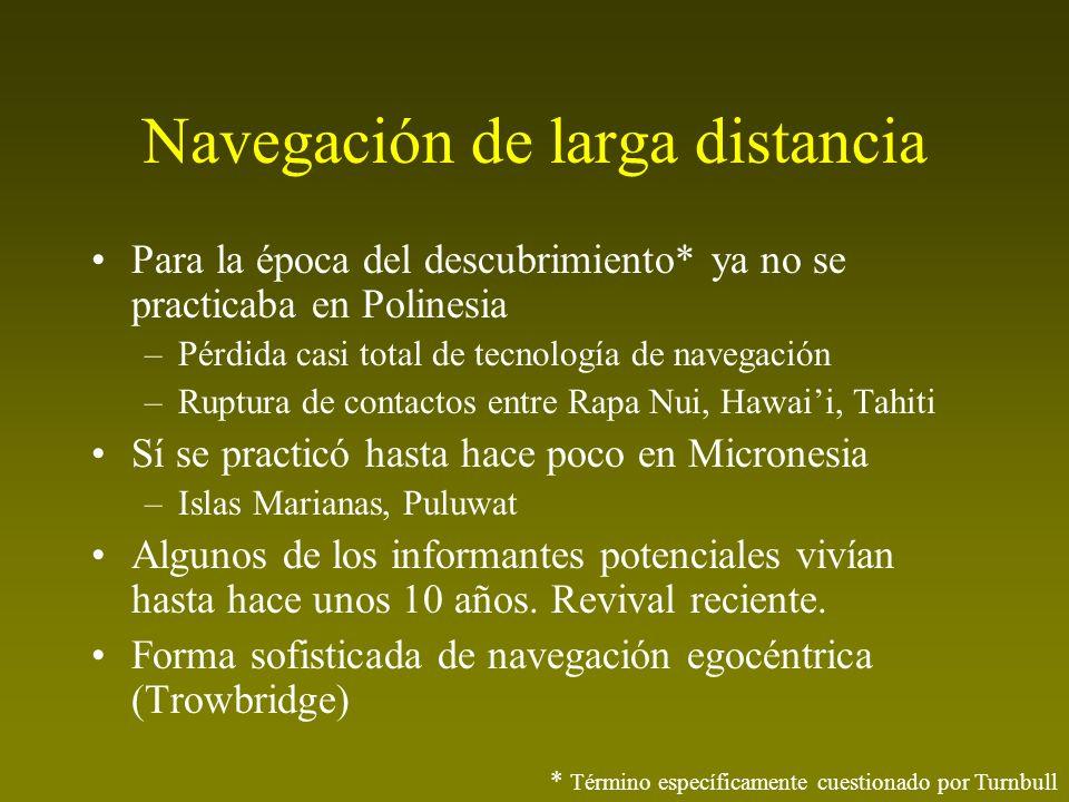 Navegación de larga distancia
