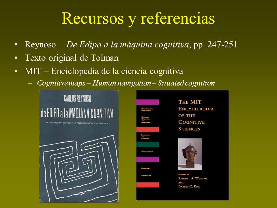 Recursos y referencias