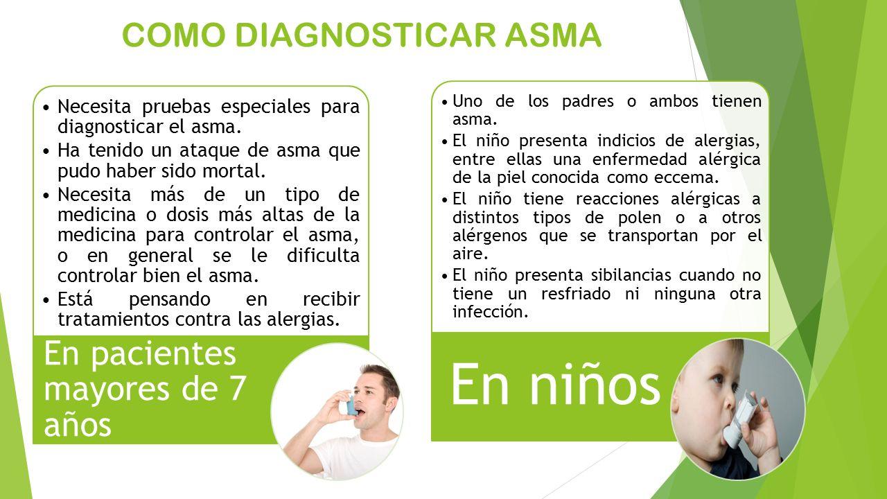 CLÍNICA DEL ASMA. - ppt descargar