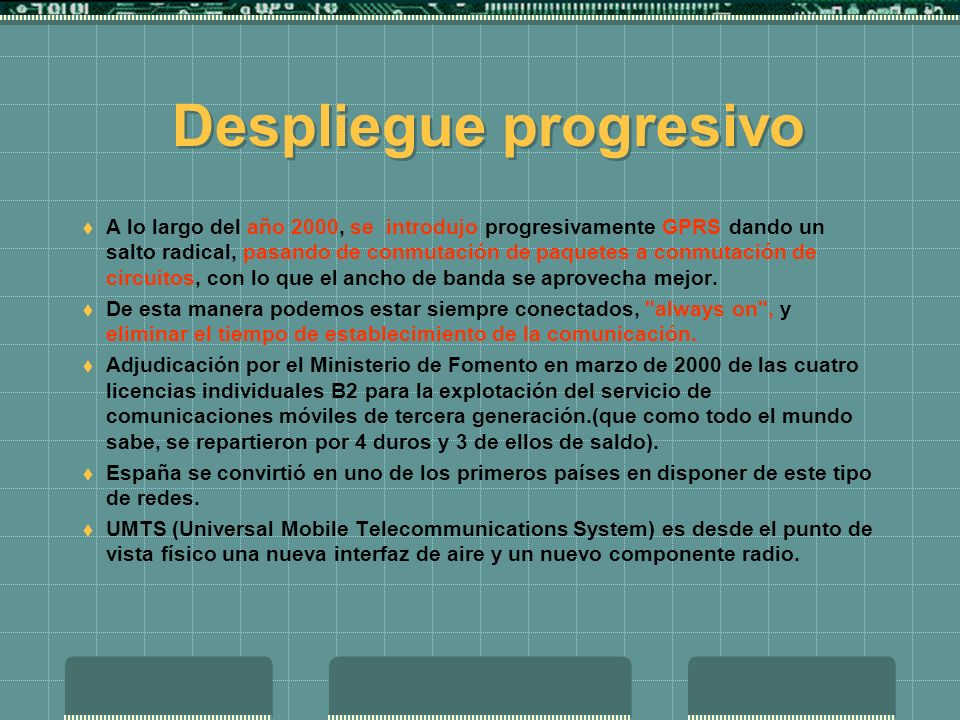 Despliegue progresivo