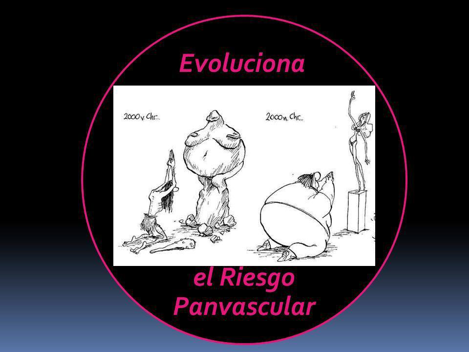el Riesgo Panvascular Evoluciona