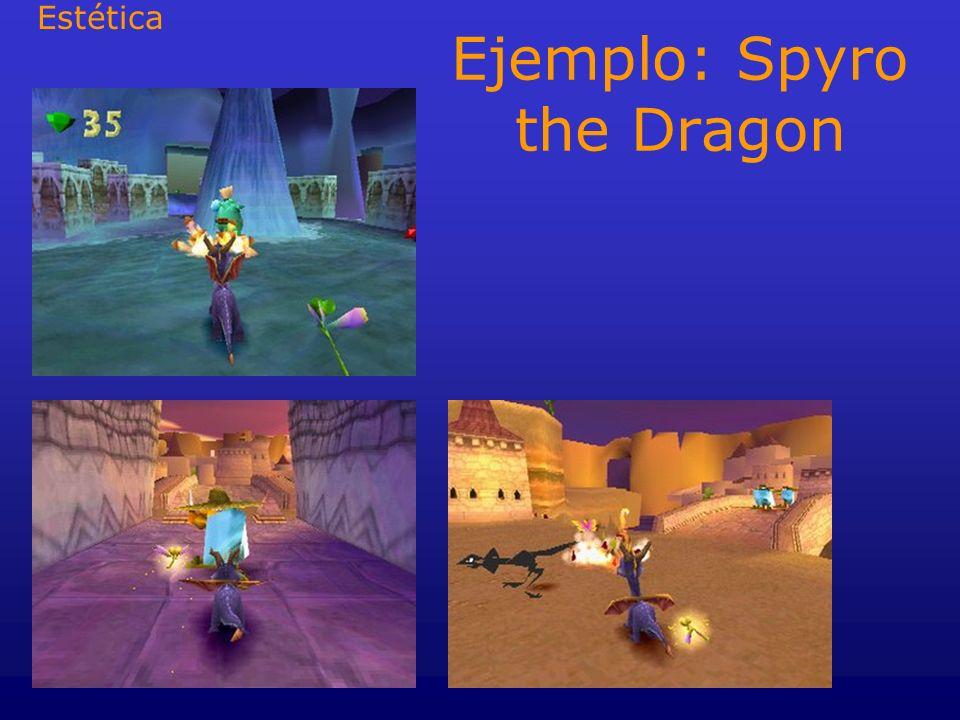 Ejemplo: Spyro the Dragon