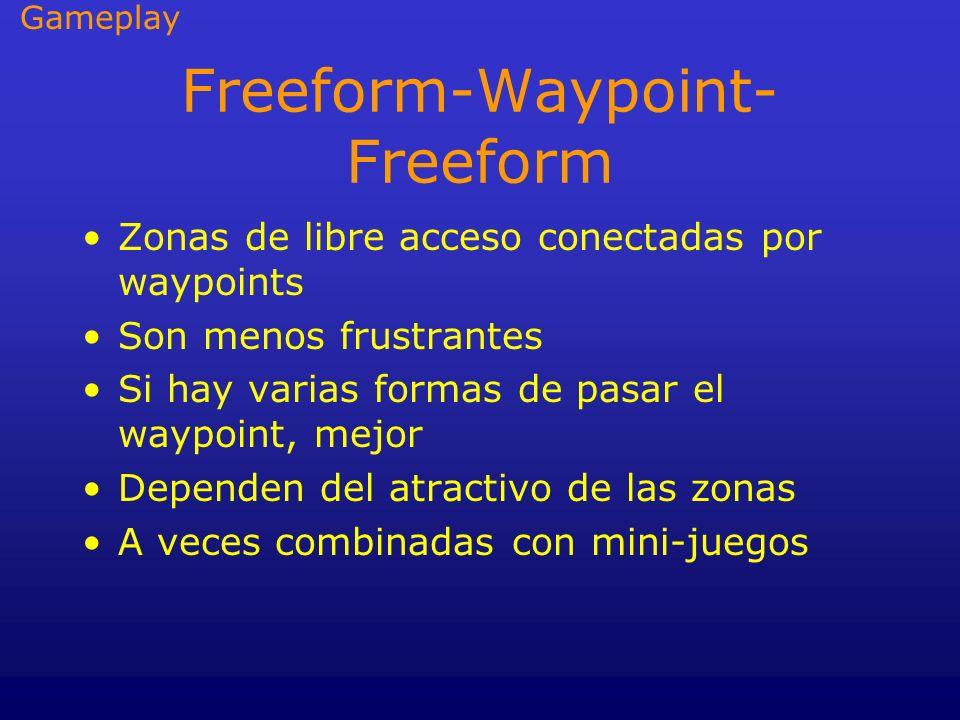 Freeform-Waypoint-Freeform