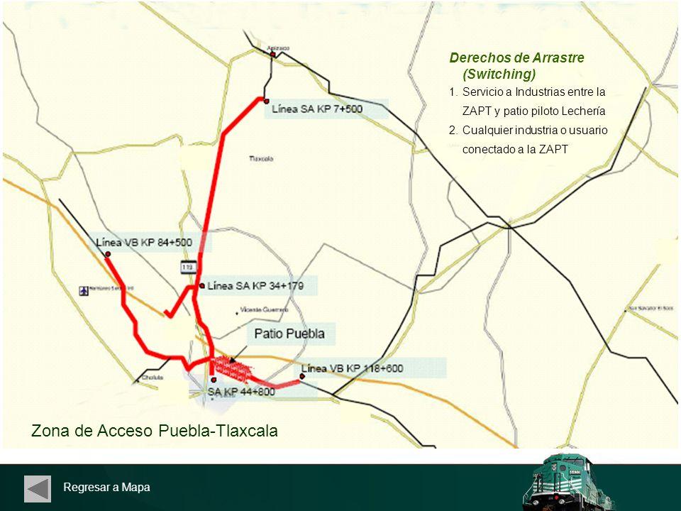 Zona de Acceso Puebla-Tlaxcala