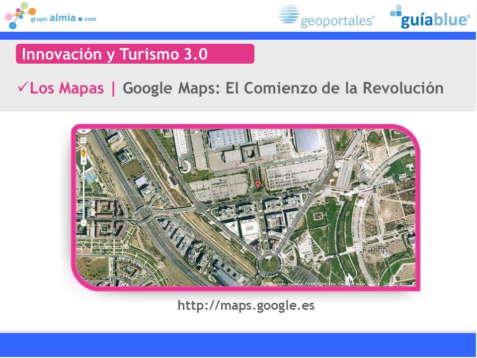 Los Mapas | Google Maps: El Comienzo de la Revolución