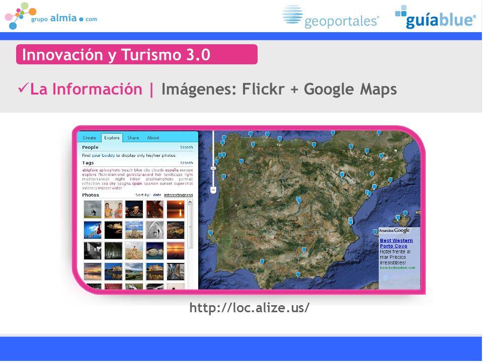 La Información | Imágenes: Flickr + Google Maps