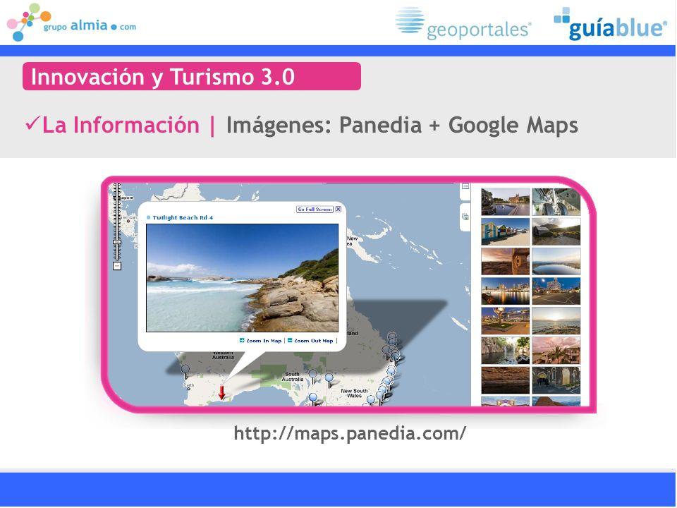 La Información | Imágenes: Panedia + Google Maps