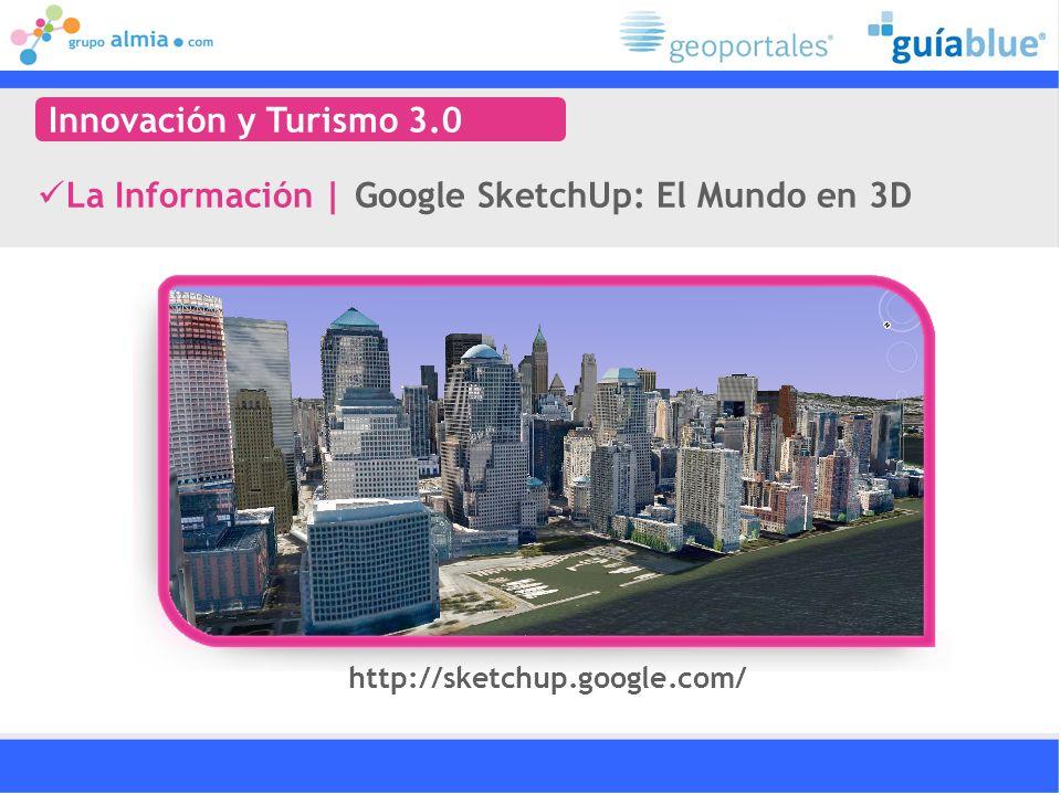 La Información | Google SketchUp: El Mundo en 3D