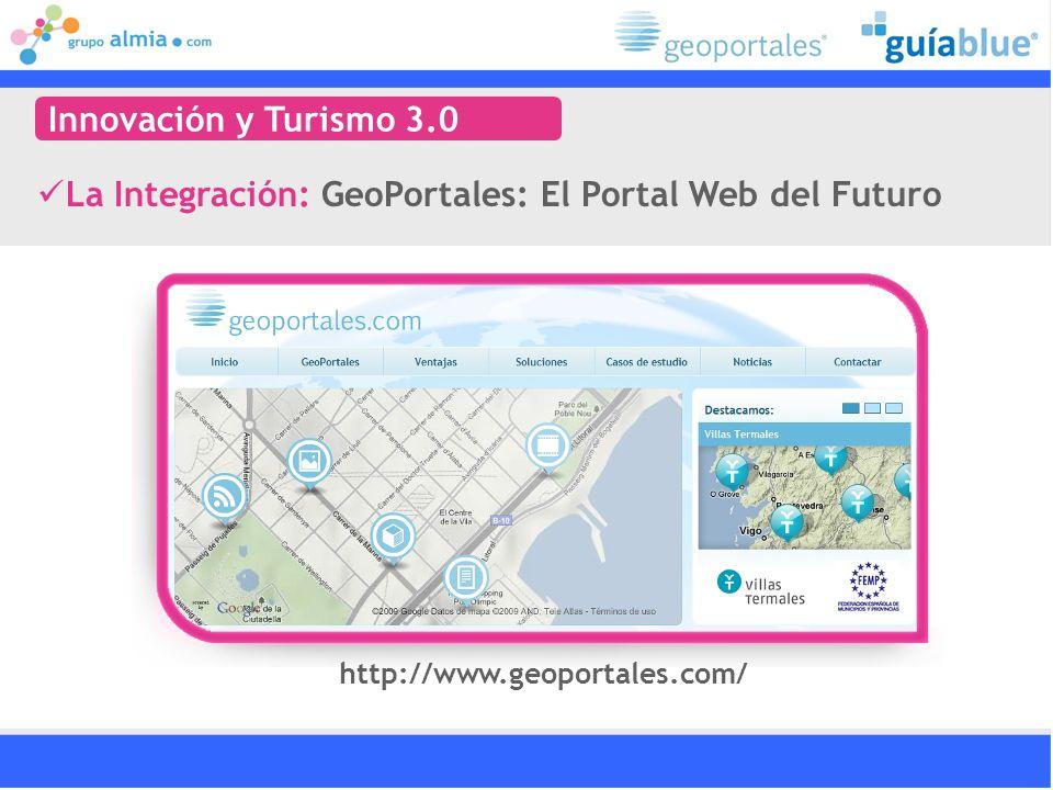 La Integración: GeoPortales: El Portal Web del Futuro