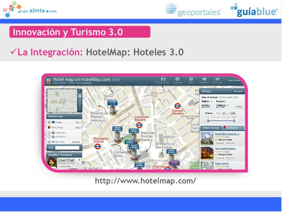La Integración: HotelMap: Hoteles 3.0