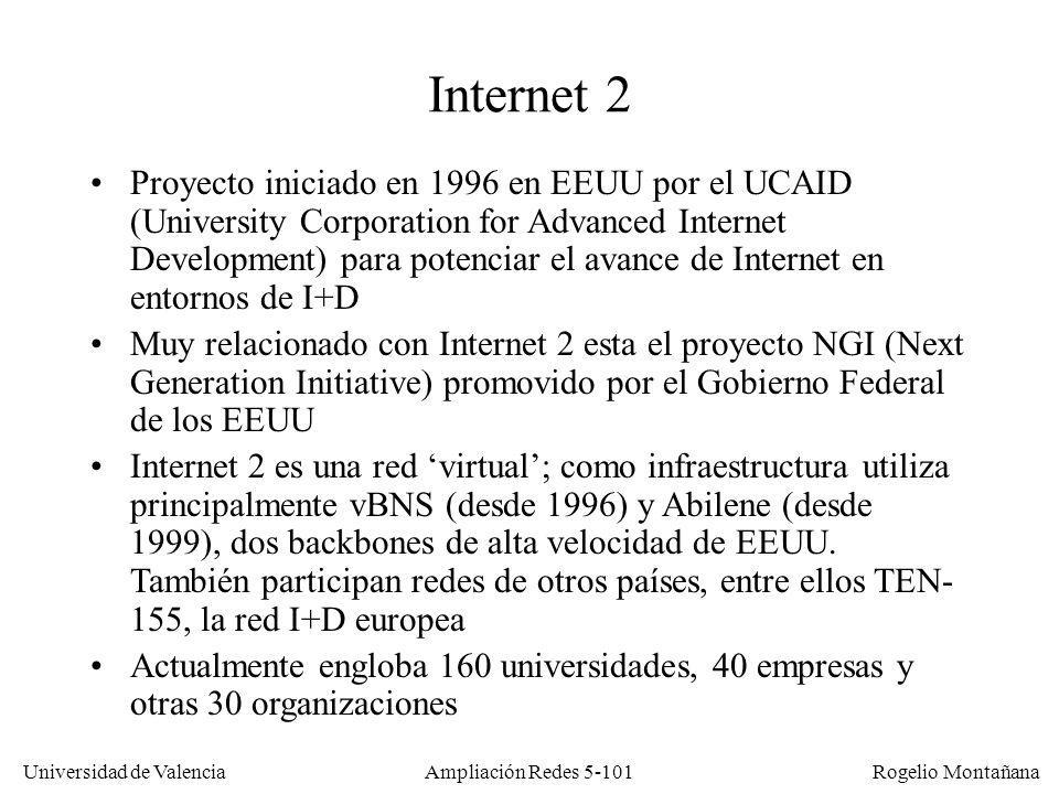 Tendencias de Internet en el Nivel Físico