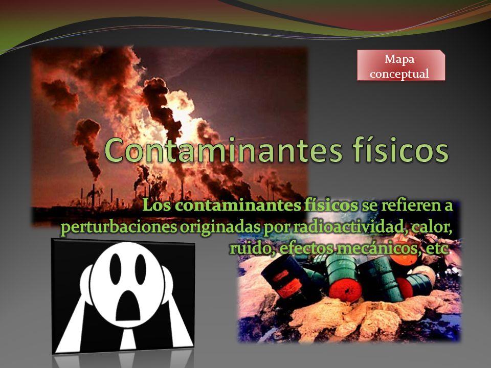 Contaminantes físicos