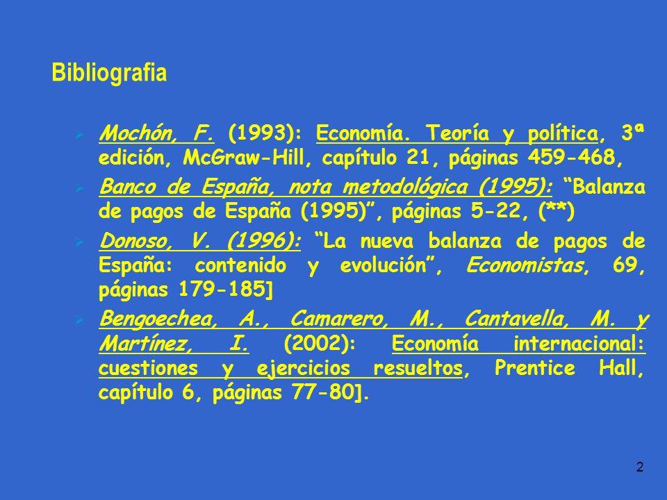 Bibliografia Mochón, F. (1993): Economía. Teoría y política, 3ª edición, McGraw-Hill, capítulo 21, páginas 459-468,