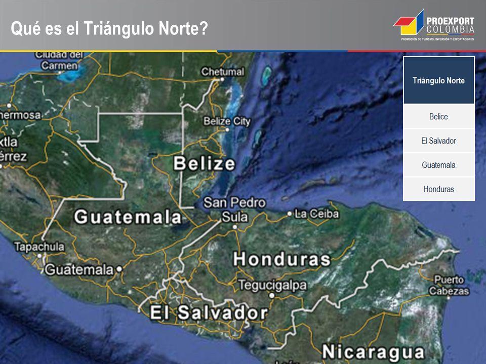 Qué es el Triángulo Norte
