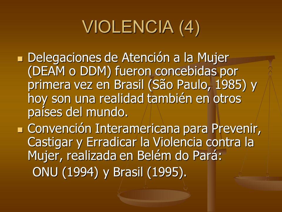 VIOLENCIA (4)